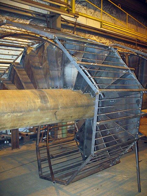Tek Steel Ltd Custom Steel Fabrication